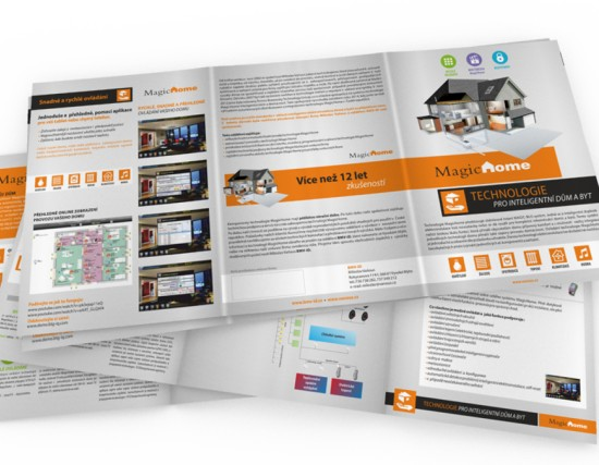 Brožura - MagicHome - Inteligentní domácnost
