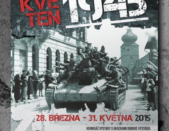 Plakát - Muzeum květen 1945