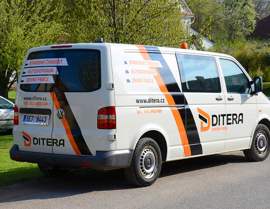 polep - Ditera