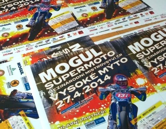 Plakáty - Supermoto