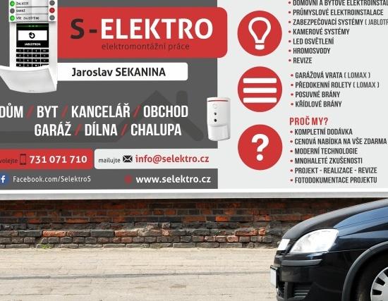 Billboard - S-Elektro