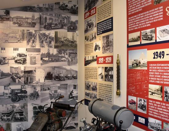 Expozice - Muzeum