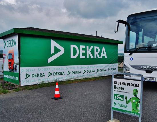 Plachta - Dekra